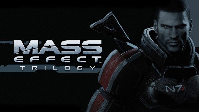 mass effect trilogy remastered