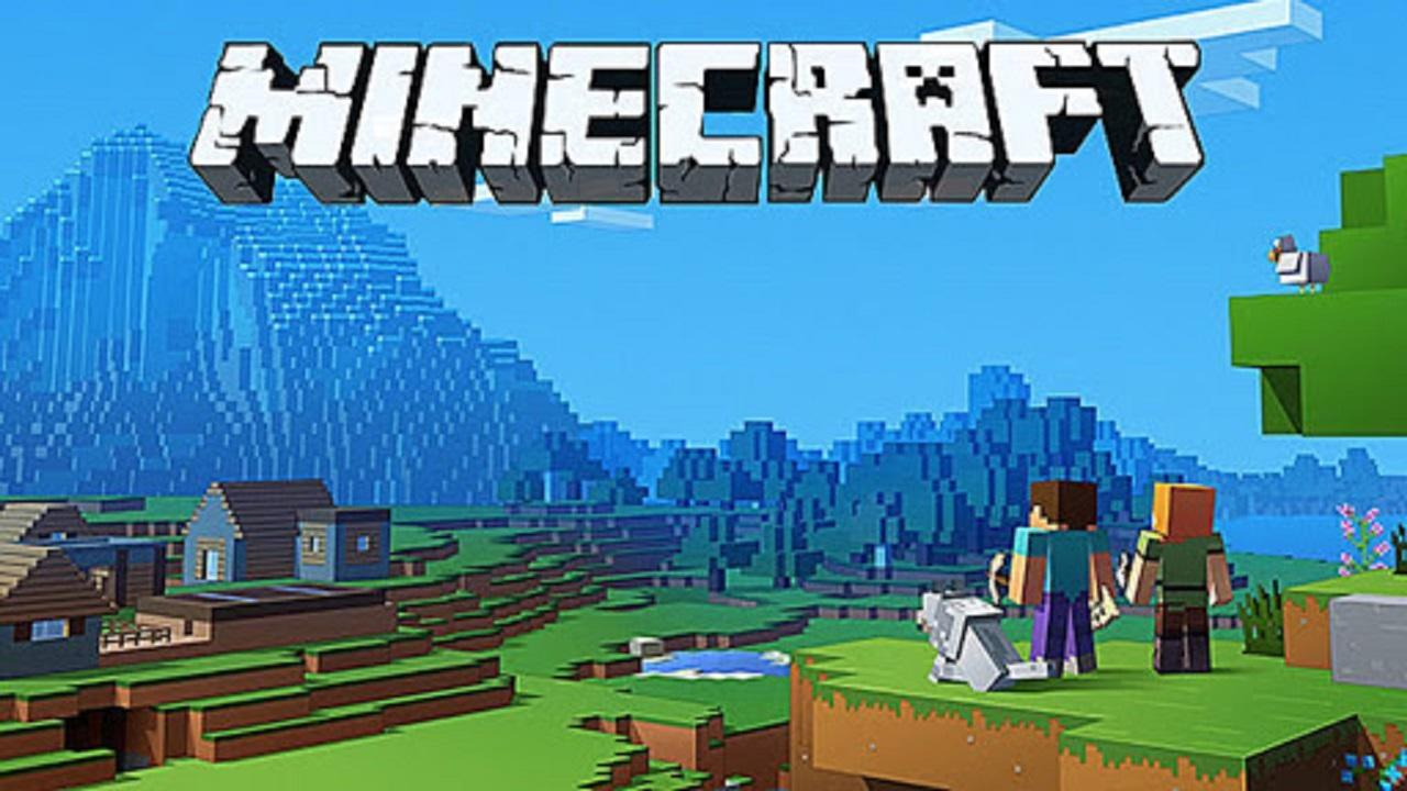 Individuato il mondo segreto dietro il menù di Minecraft thumbnail