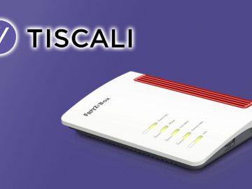 modem Tiscali AVM Fritzbox 7530