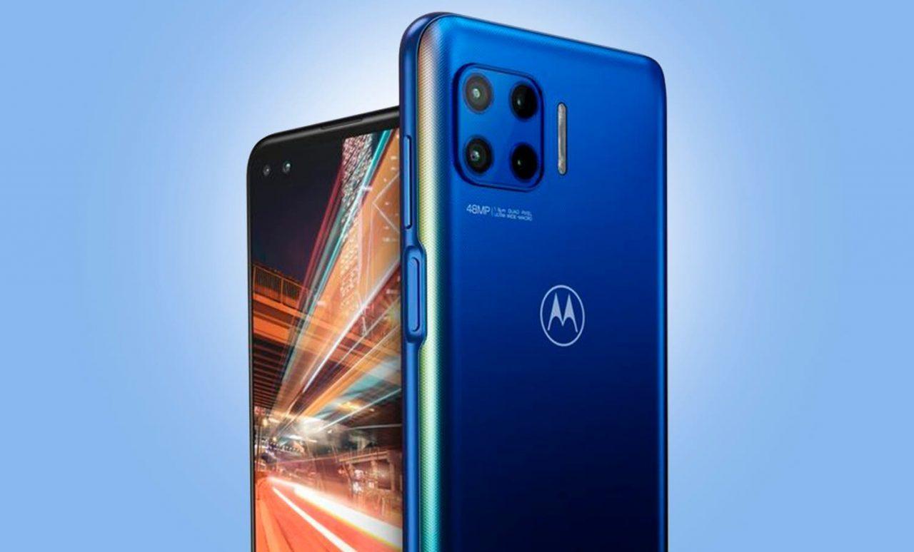 Motorola presenta il nuovo Moto g 5G, il primo smartphone di fascia media a supportare il 5G thumbnail
