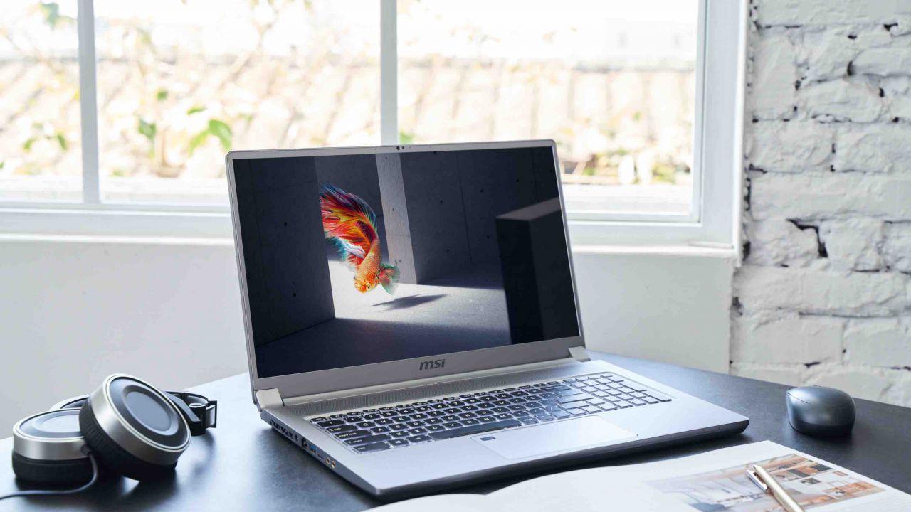 MSI Creator 17 è il primo laptop al mondo con display Mini LED thumbnail