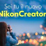 nikon creators progetto
