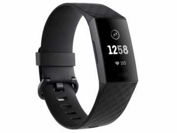offerta fitness tracker fitbit charge 3