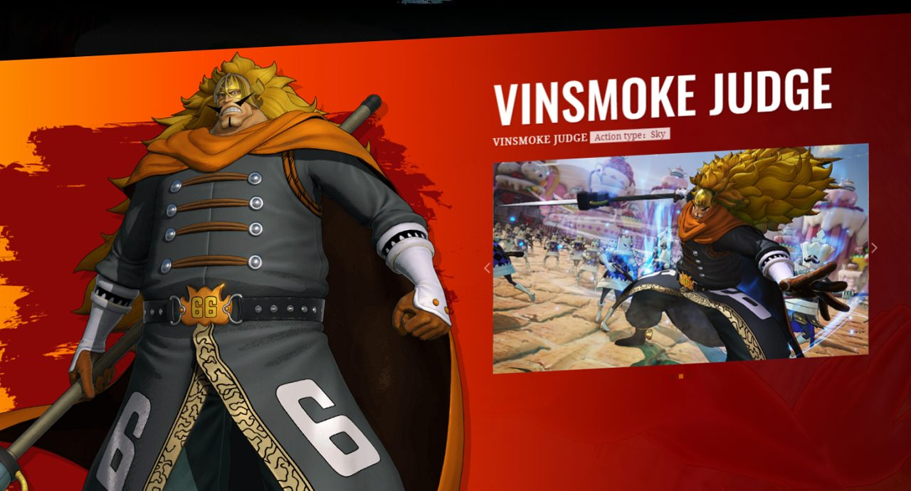 One Piece Pirate Warriors 4: un trailer presenta Vinsmoke Judge thumbnail