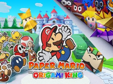 paper mario switch nuovo
