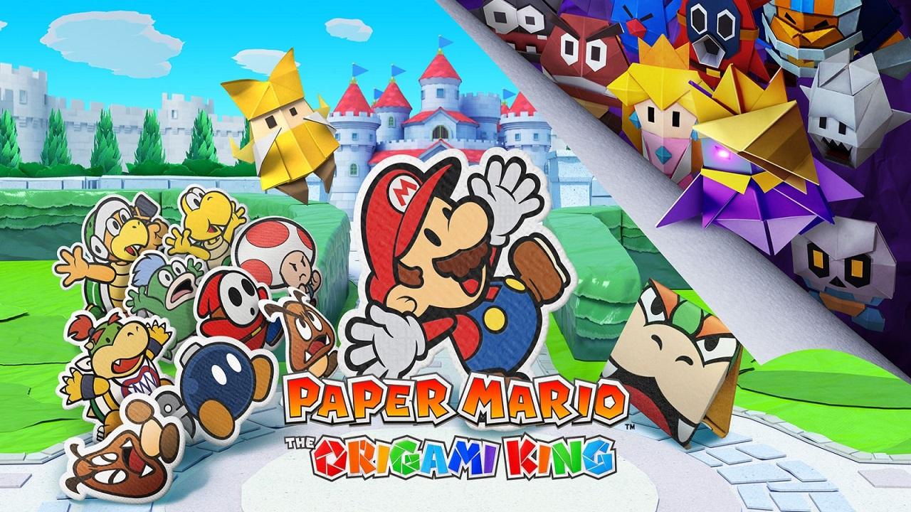 Paper Mario: The Origami King sarà un open world thumbnail