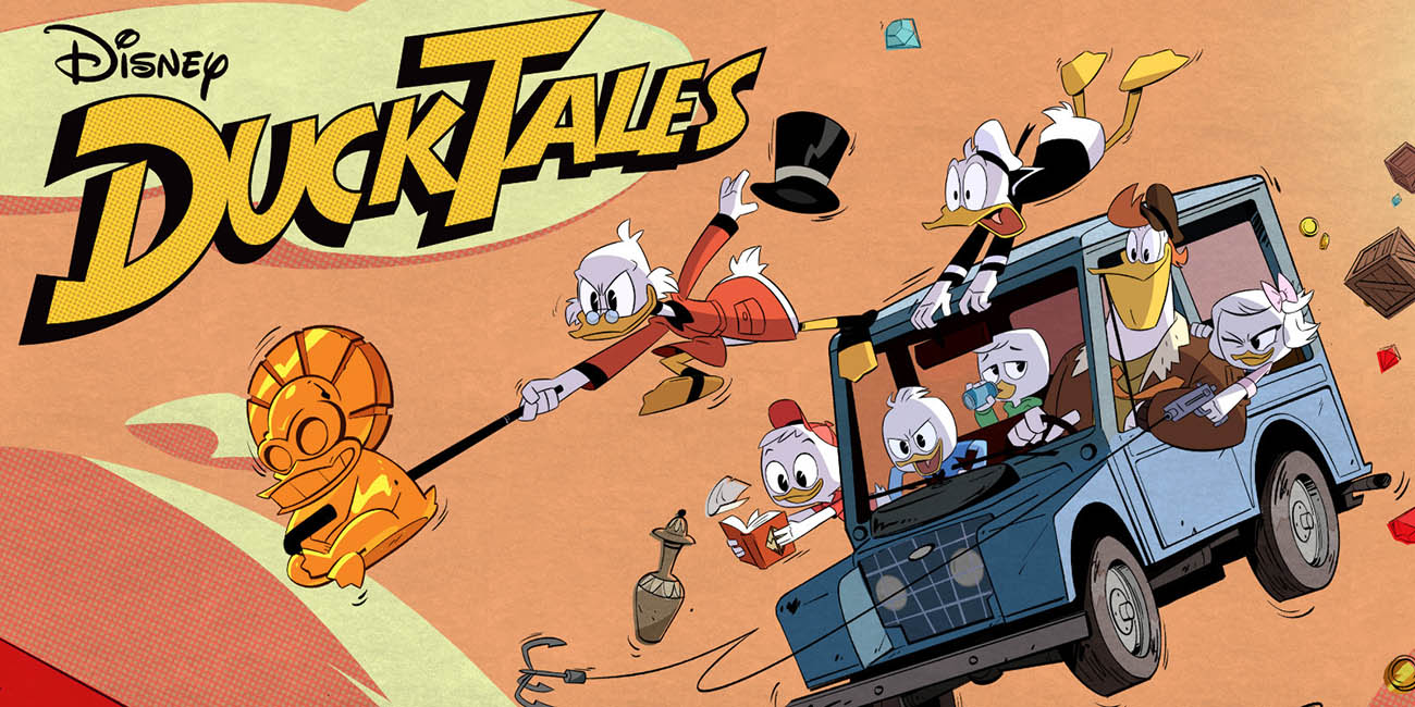 perchè guardarla ducktales
