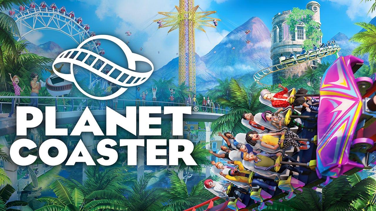Planet Coaster, in arrivo l'uscita fisica su console thumbnail