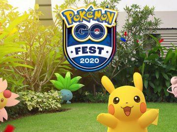 Pokemon Go Festival online