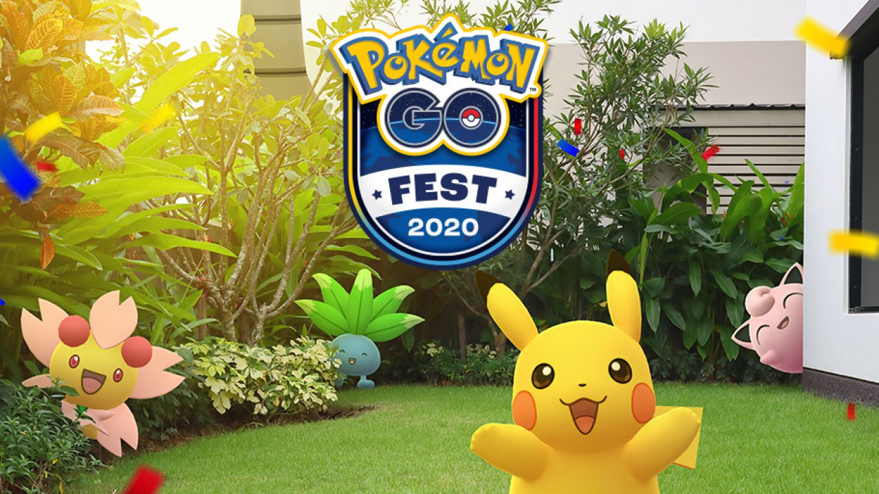 Al Pokemon Go Festival online di quest'anno son stati catturati quasi un miliardo di Pokemo thumbnail