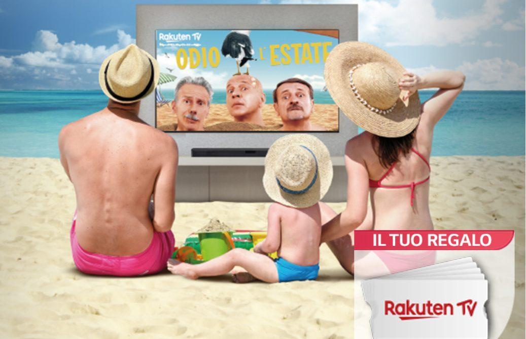 LG lancia una nuova promozione per l'estate insieme a Rakuten TV thumbnail