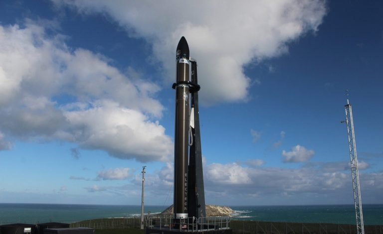 Rocket Lab Electron lancio fallito
