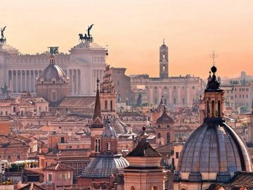 Roma capitale app smart city oracle