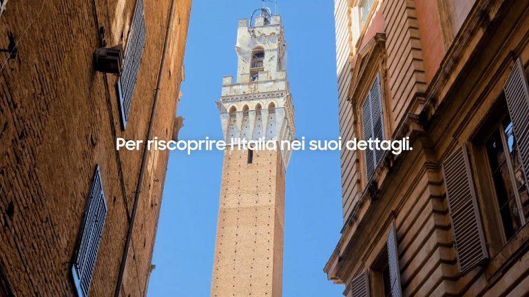 samsung contest italia