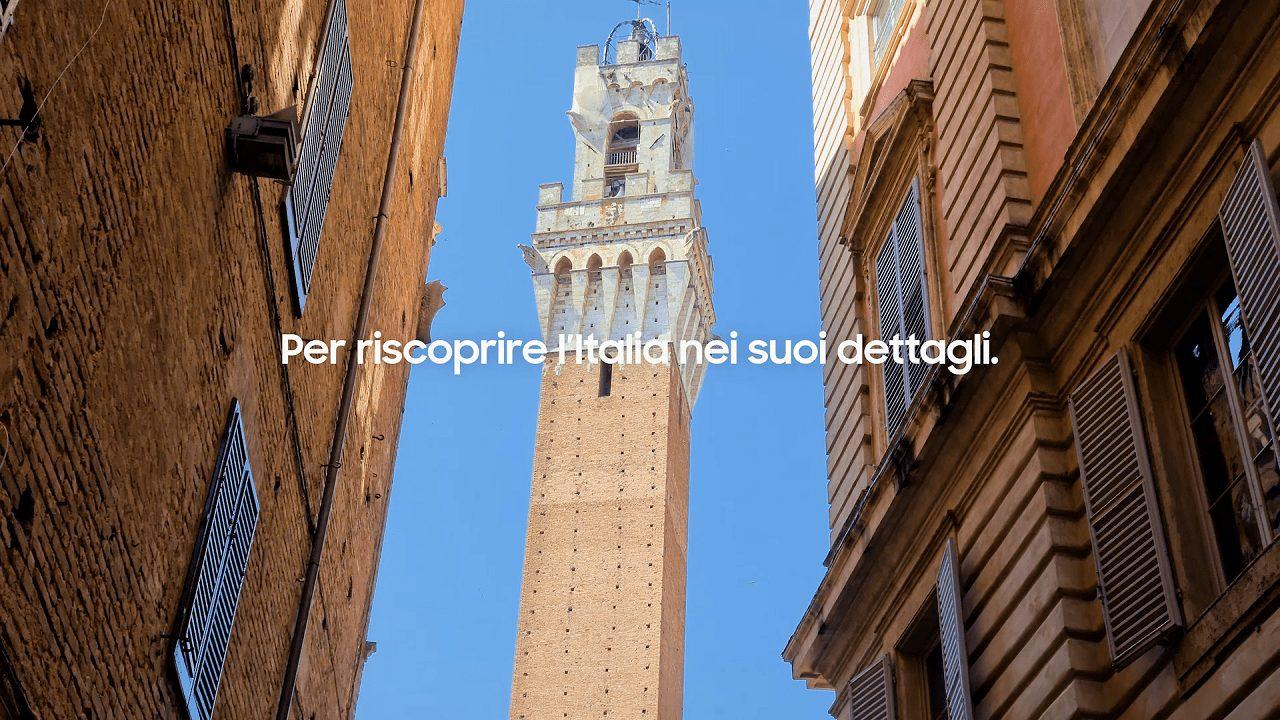 """Samsung presenta il contest """"Riscopri l'Italia nei suoi dettagli"""" thumbnail"""