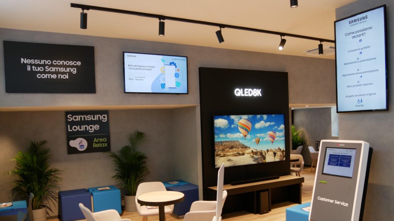 A Cuneo un nuovo Samsung Customer Service thumbnail