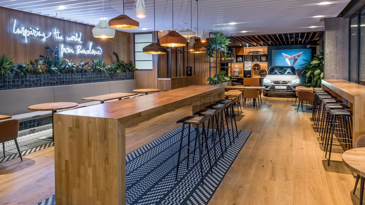 Seat apre un ristorante di cucina spagnola a Vienna thumbnail