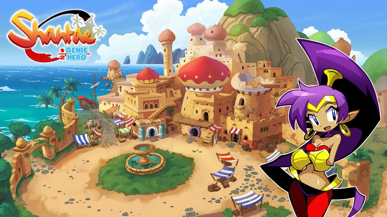 Shantae eXtreme Sports in arrivo su Nintendo Switch thumbnail