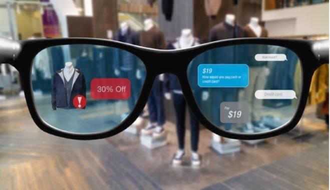 smart glasses realtà aumentata