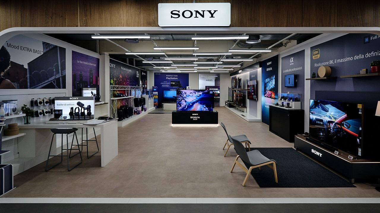 Sony apre la sua Bottega nel Tech Village di MediaWorld thumbnail