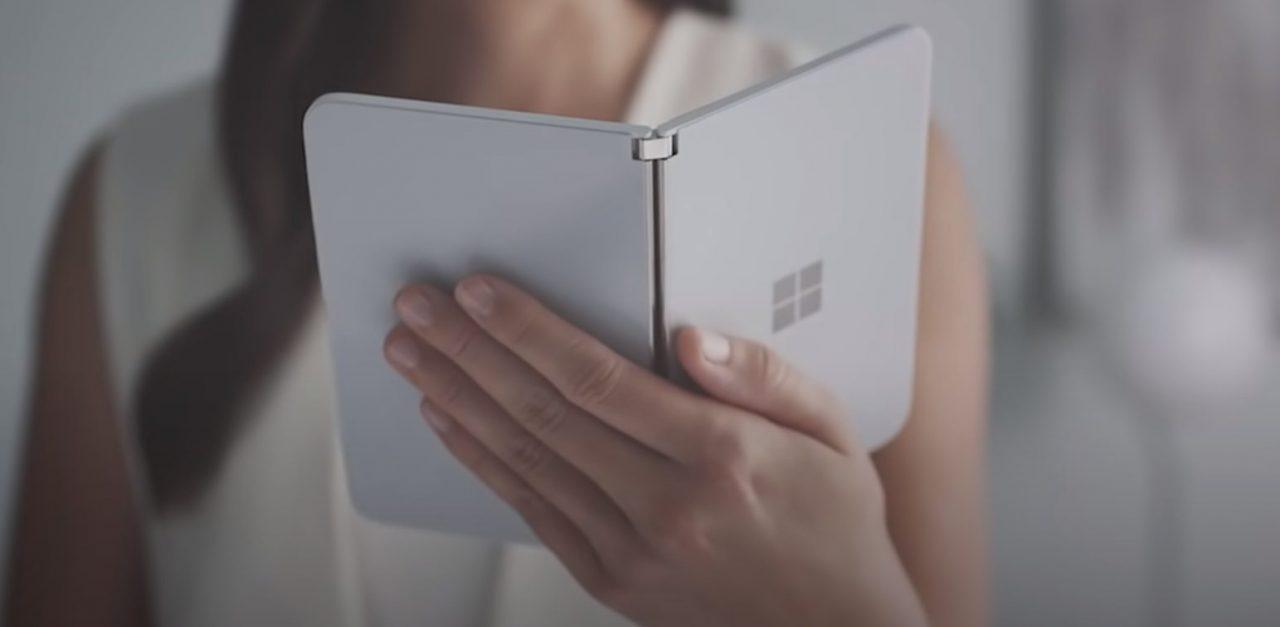 Surface Duo verrà lanciato con una cover dedicata? thumbnail
