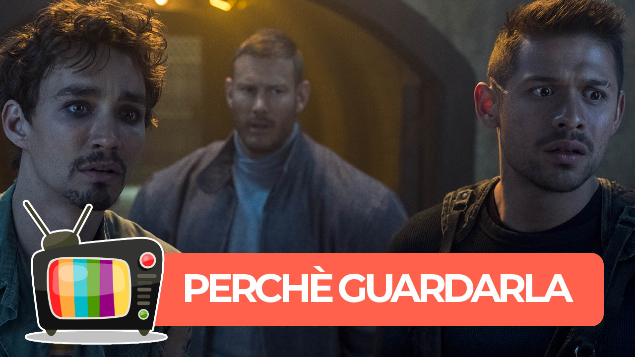 The Umbrella Academy: Perché guardarla? thumbnail