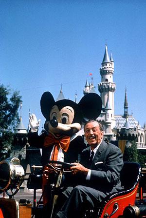 Disneyland Walt Disney