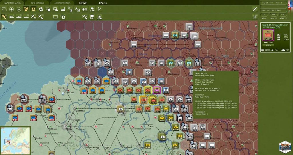 war in the west slitherine