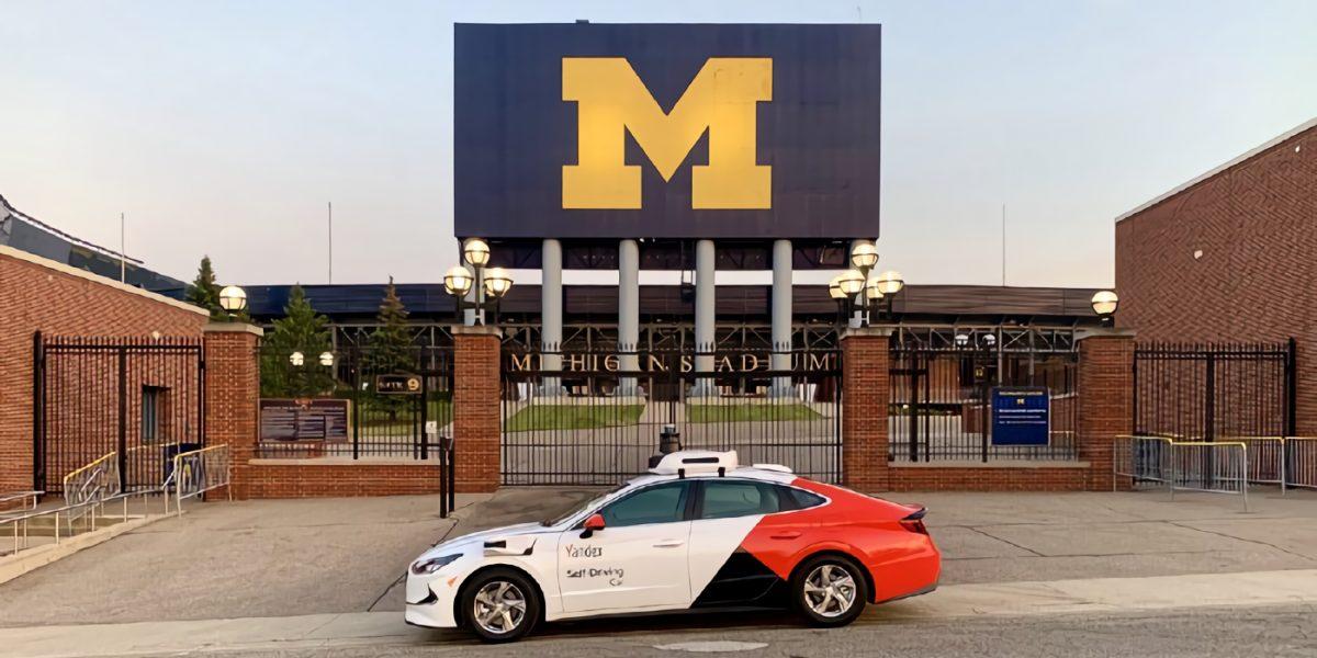 Yandex avvia test di auto a guida autonoma nel Michigan thumbnail