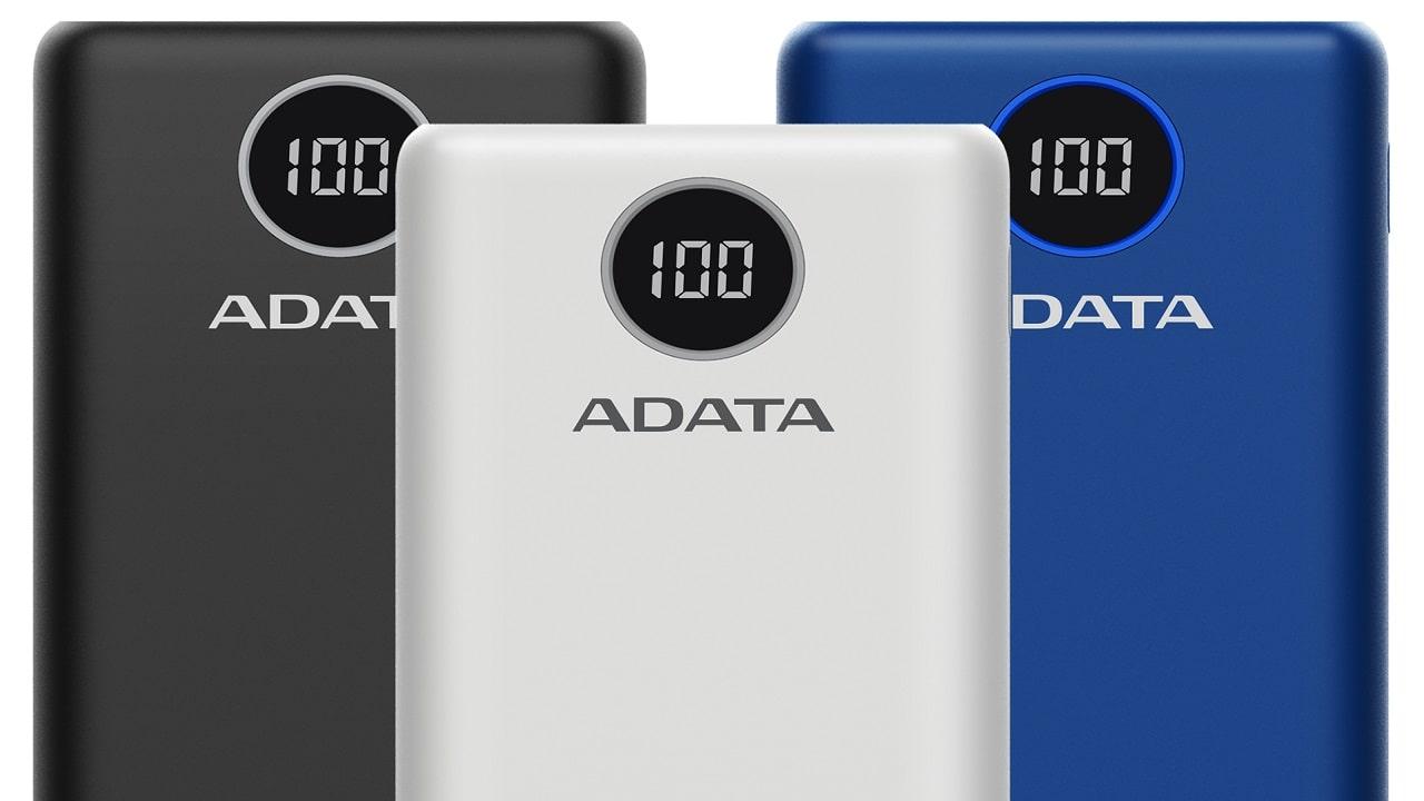 ADATA presenta due nuovi power bank rapidi e capienti thumbnail