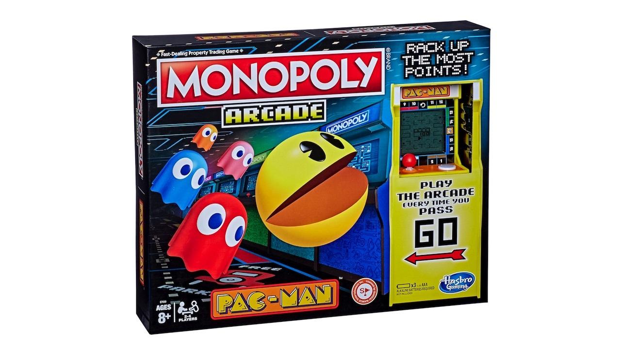 Pac-Man compie 40 anni: un anniversario omaggiato con un'edizione speciale di Monopoly thumbnail