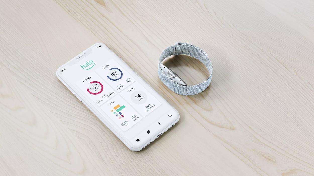 Lo smartband di Amazon capace di scansionare corpo e voce thumbnail