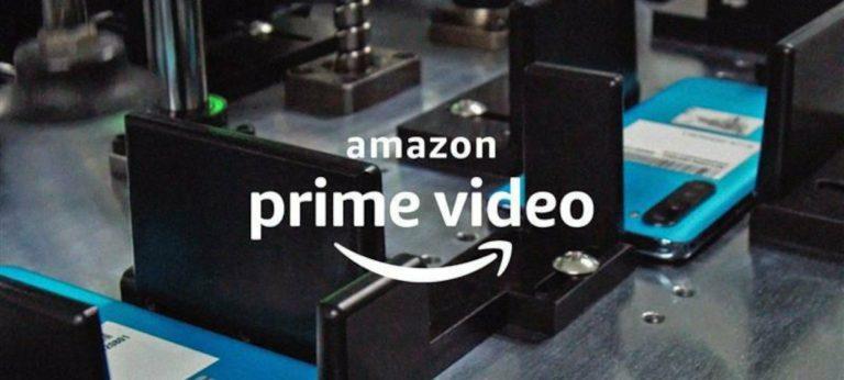 Amazon Prime Video OnePlus Nord