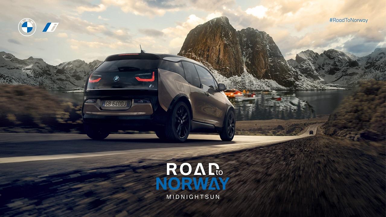 Road to Norway è l'iniziativa di BMW per scoprire la guida a zero emissioni thumbnail