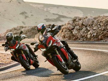 BMW motorrad tour