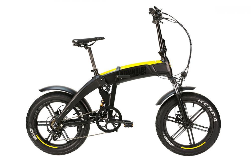 Ducati Scrambler SCR E Sport