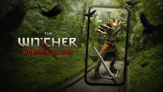 The Witcher: Monster Slayer, le avventure di Geralt Di Rivia in realtà aumentata thumbnail
