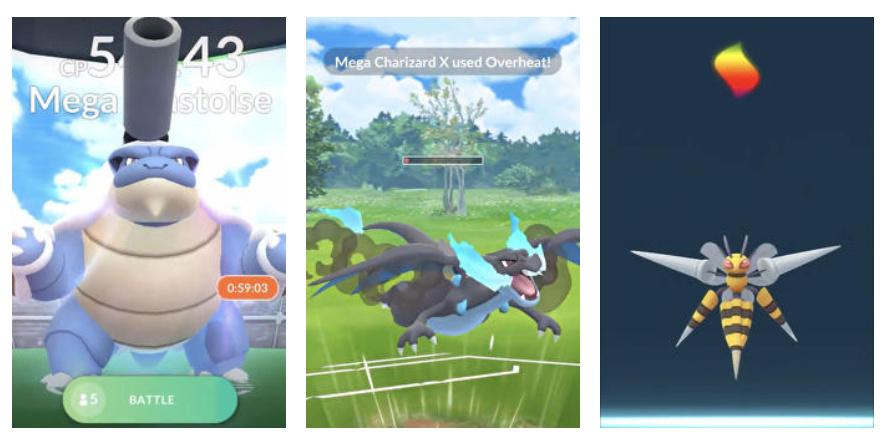 Le Mega Evoluzioni sono la chicca del nuovo aggiornamento di Pokémon Go thumbnail