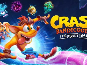 crash bandicoot 4 nuovo