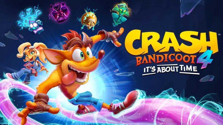 crash bandicoot 4 nuovo