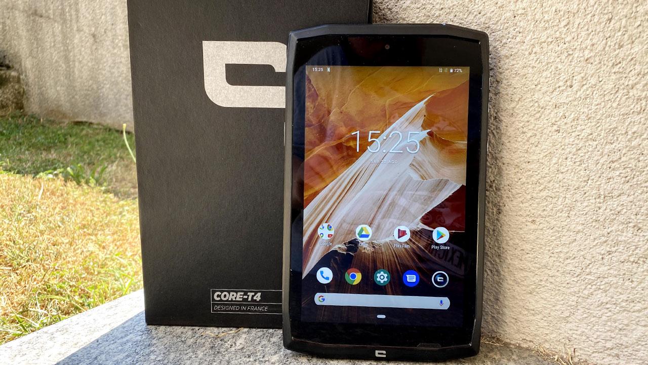 La recensione di Crosscall Core-T4, il tablet rugged a prova di caduta thumbnail
