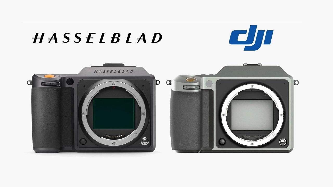 DJI è al lavoro su di un clone della Hasselblad X1D-50c thumbnail