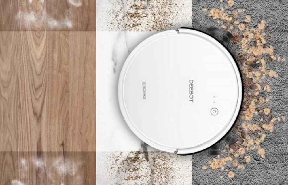 Deebot 605, il robot aspirapolvere ad un prezzo bassissimo su Amazon thumbnail