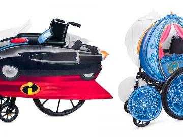 Disney sedia a rotelle