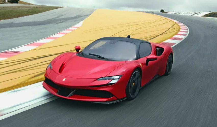 Ferrari SF90 Stradale, consegne in ritardo a causa della pandemia thumbnail
