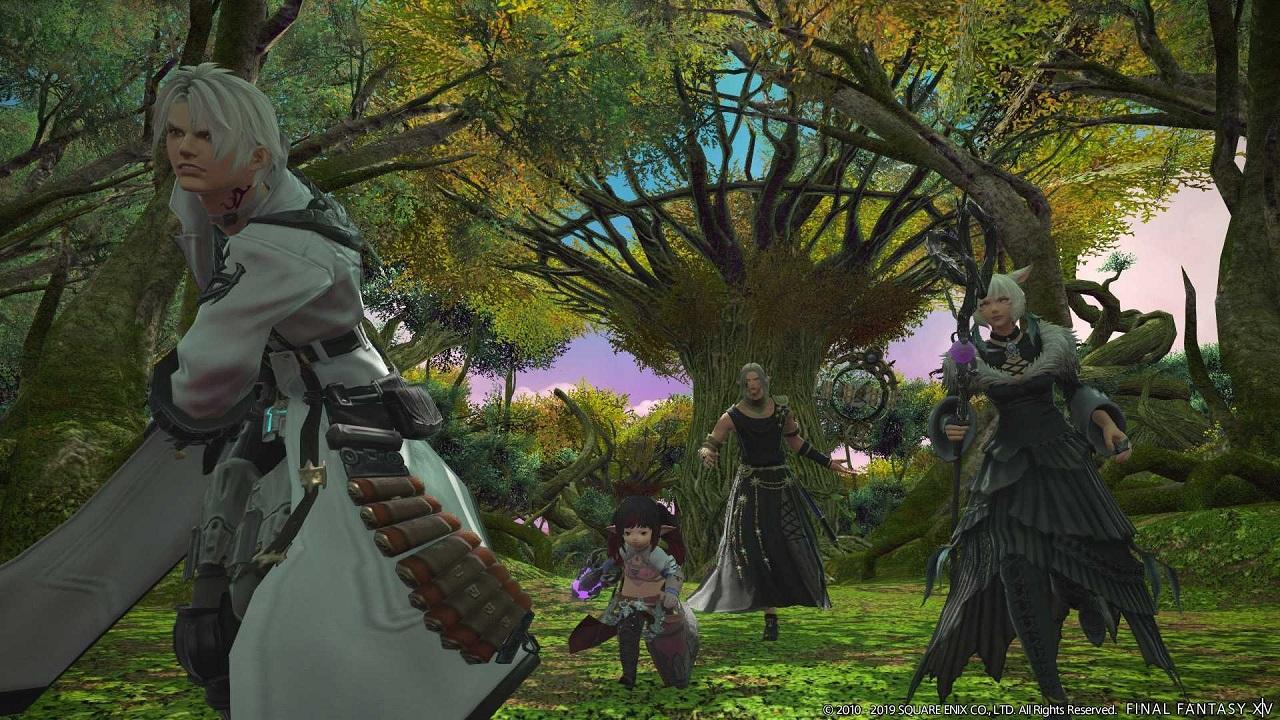 Questo è il momento perfetto per iniziare a giocare a Final Fantasy XIV thumbnail