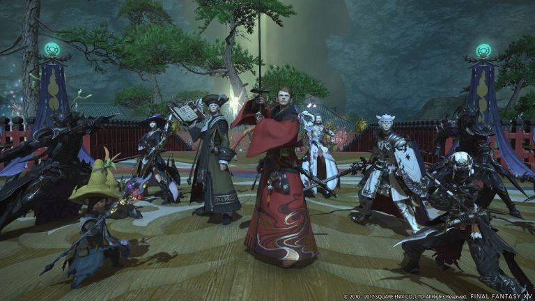 Final-Fantasy-XIV-online-evento-Tech-Princess