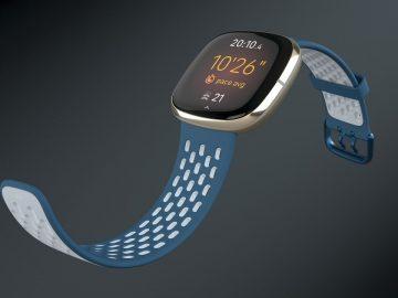 Fitbit Sense copertina