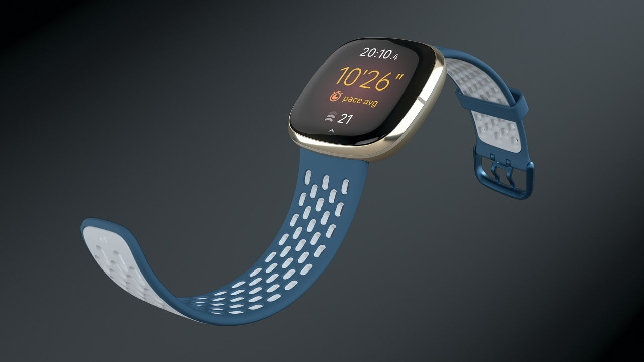 Fitbit presenta Sense, lo smartwatch che gestisce lo stress thumbnail