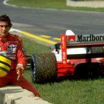 Formula 1 senna